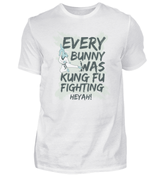 Walka Wielkanocna z Króliczkiem Kung Fu.