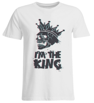 Skull King I'm The King