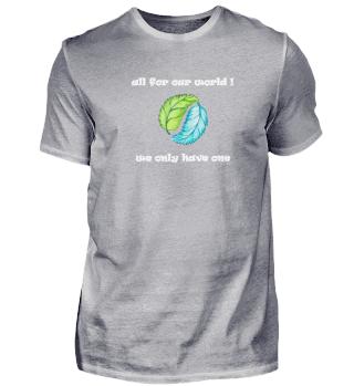 Umweltschutz Demo Schulen save our world
