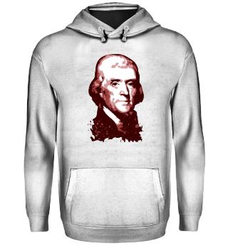 Thomas Jefferson Head President