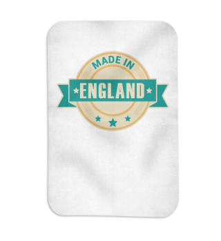 Made in England United Kingdom