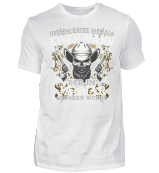 EINEN MANN JANUAR T-SHIRT