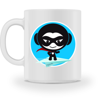Be Hero with Heroletta Mug