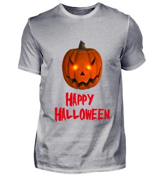 Halloween Kürbis böse