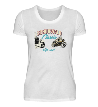 Schurwald Classic Damen Shirt 2017