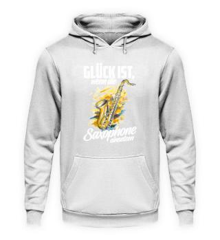 Blasmusik · Glück ist Saxophone