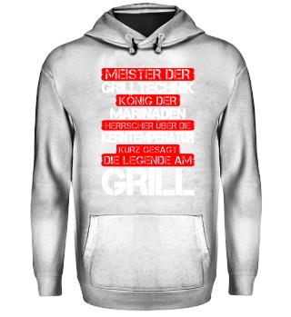 Grillen Grillmeister BBQ Grill LAG
