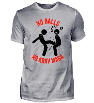 No Balls, No Krav Maga