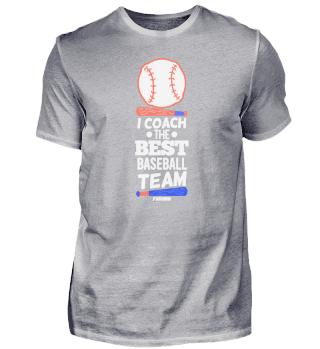 Baseball Trainer Geschenk