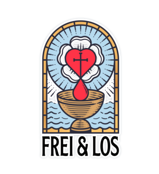 Sticker - frei & los