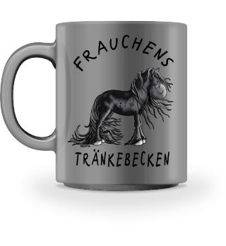 Frauchens Trinknapf Friese I Tasse