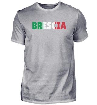 Brescia Italy flag holiday gift
