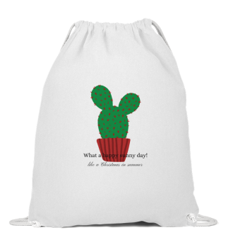 BAG Happy Sunny Day Cactus