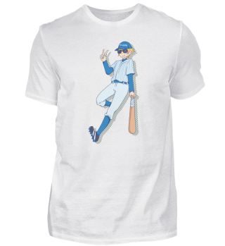Baseball Sport Young Man Anime Manga Gif