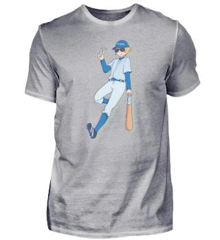 Baseball Sport Young Man Anime Manga Gif