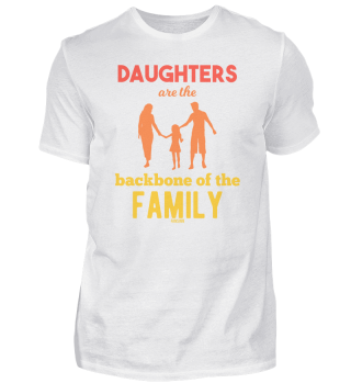 Daughter girl woman family saying