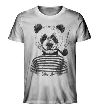Seepanda - Herren Bio Shirt