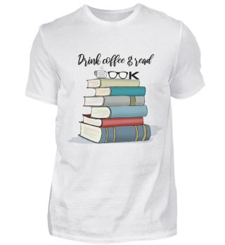 Drink Coffee and Read Book