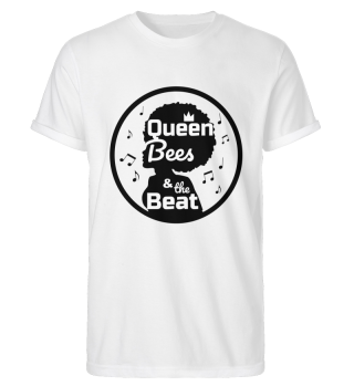 Queen Bees Herren Roll-Up Shirt