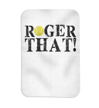 Roger That - Understood - Word play