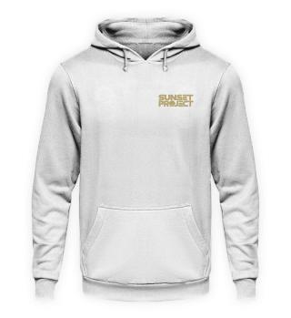 Unisex Hoodie mit goldenem Logo