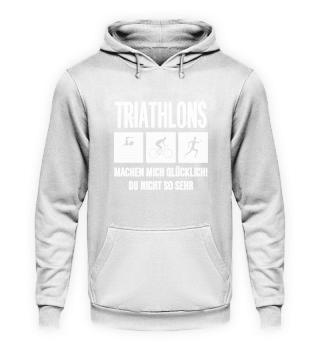 Triathlon · Macht glücklich