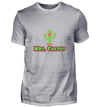Mrs. Cactus