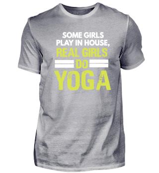 Real girls yoga