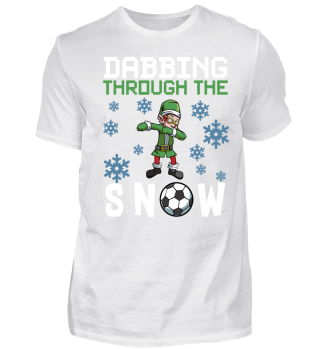 Dabbing Through The Snow Fußball Elf