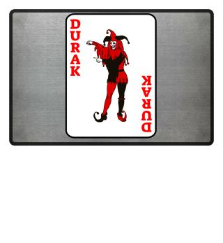 DURAK Dummkopf - Russian Card Game Gift