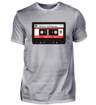 MIXTAPE - Herzlich Willkommen I Shirt