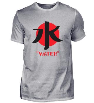 Japanese Word Water Kanji