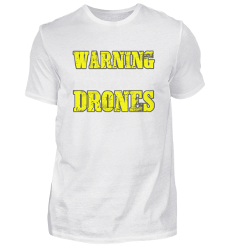 Warning drone spell | drone pilot