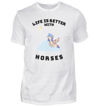 Pferd Pony Leben schön Geschenk