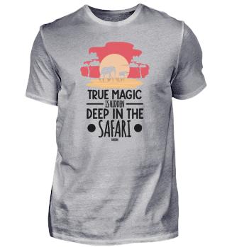 magical safari