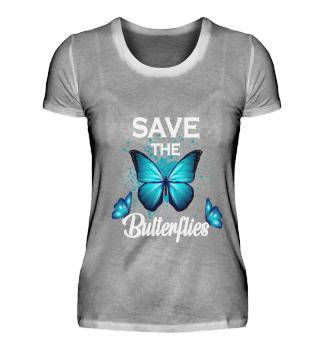 Save the butterflies