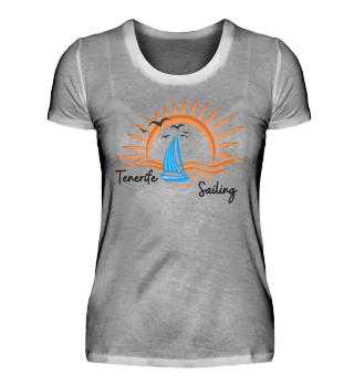 Damen T-Shirt | Tenerife Sailing