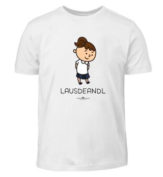 Lausdeandl - Kinder-T-Shirt
