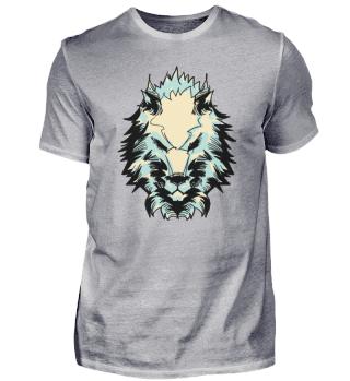 Dangerous Wolf Head