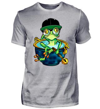 Weihwasserfrosch Frosch Weihwasser Idee