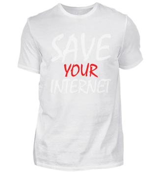 Artikel 13 Protest Save Your Internet
