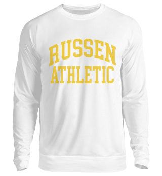 Russen Athletic Sweatshirt Sweater
