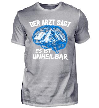 Berge - Es ist unheilbar - Blau