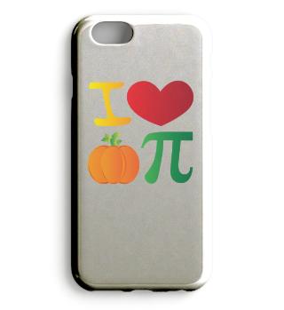 I Love Pumpkin Pie