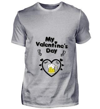 My Valentines Day Beer