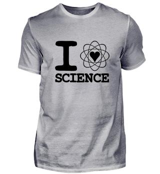 I LOVE SCIENCE (b)