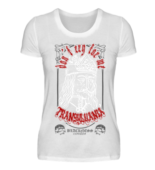 TRANSYLVANIA by BLACKNESS CLOTHING