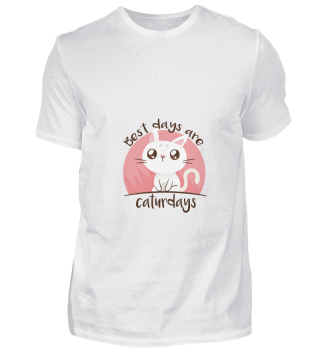 Cute Cat TShirt Animal Lovers Gift