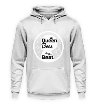 Queen Bees Unisex Hoodie schwarz
