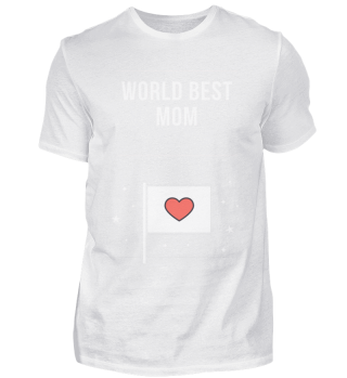 World best mom T- Shirt for women